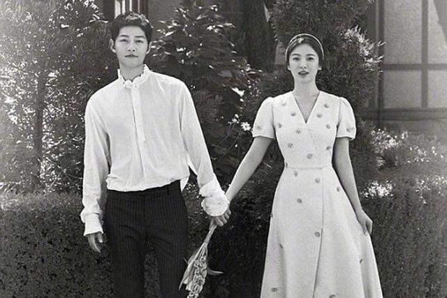 Song - Song vướng tin đồn ly hôn từ rất lâu trước khi chịu công khai