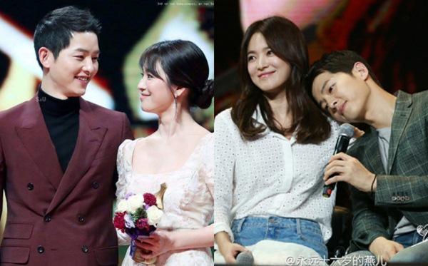 Song Hye Kyo: Ngọc nữ mệnh khổ nhất showbiz Hàn, yêu hết mình nhưng chỉ nhận về trái đắng  - Ảnh 4