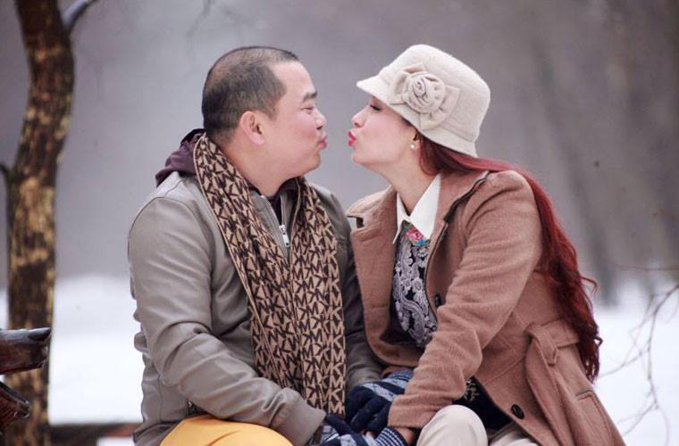 Từ cặp đôi Cường Đô la và Đàm Thu Trang: Hóa ra chồng thấp vợ cao vẫn xứng đôi vừa lứa như thường - Ảnh 9