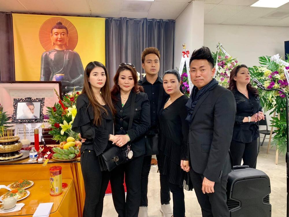 Bạn bè chung tay quyên góp để đưa thi hài Anh Vũ về với dất mẹ