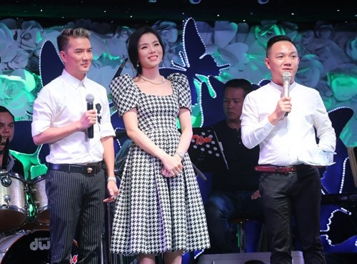 Đêm nhạc tri ân mà đồng nghiệp dành cho ca sĩ Minh Thuận -