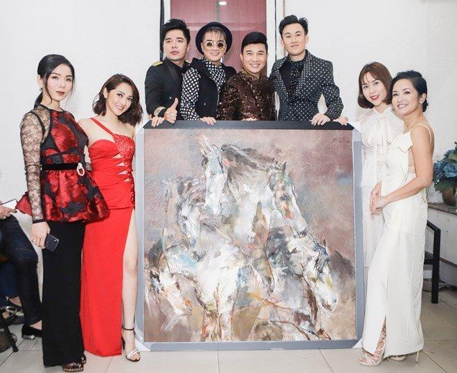 Đêm nhạc gây quỹ và đấu giá do các nghệ sĩ chung tay tổ chức để giúp đỡ Mai Phương -