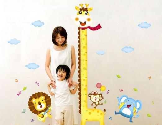 Mách cha mẹ cách dự đoán chiều cao của con trong tương lai - Ảnh 2