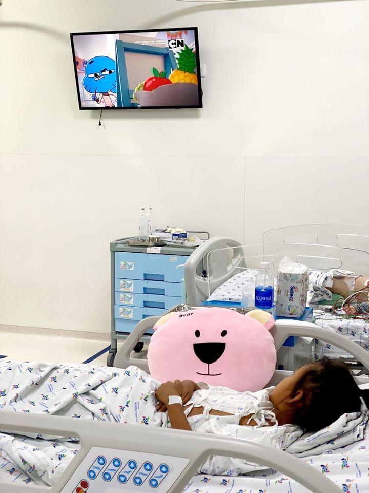 10 ngày đêm xuyên Tết, các bác sĩ cứu bé gái 9 tuổi viêm cơ tim tối cấp khỏi bàn tay tử thần - Ảnh 2
