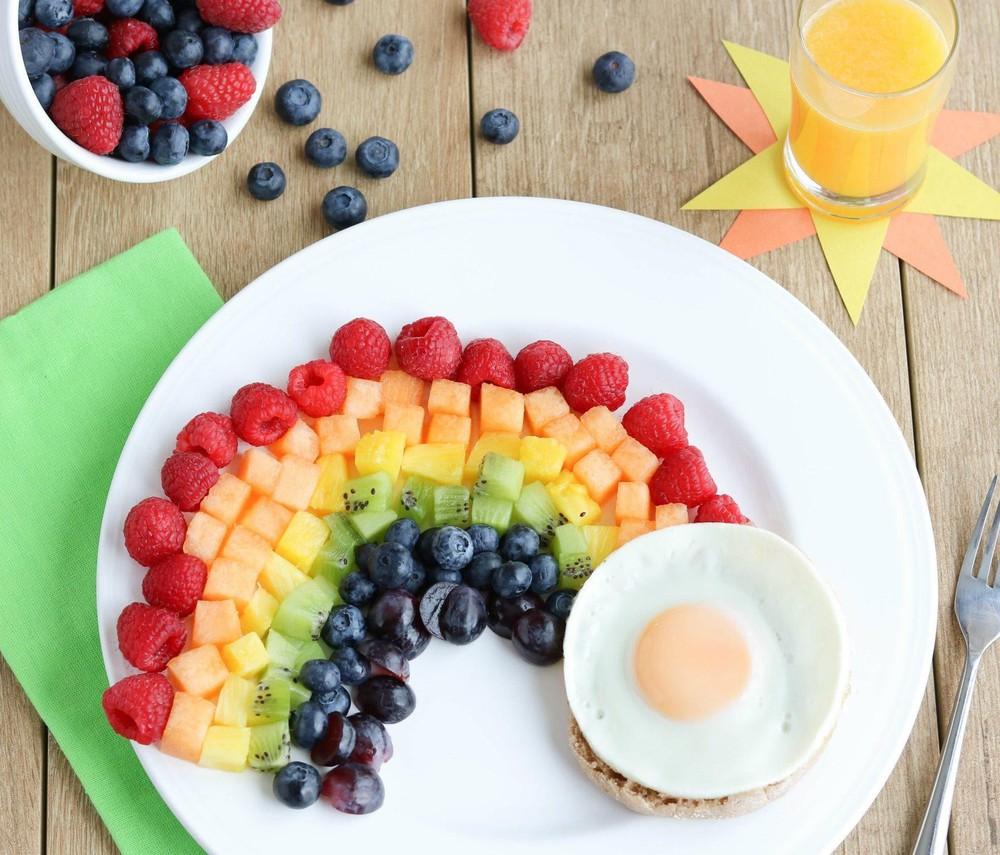 Những loại thực phẩm lành mạnh cho bữa sáng của trẻ - Ảnh 3