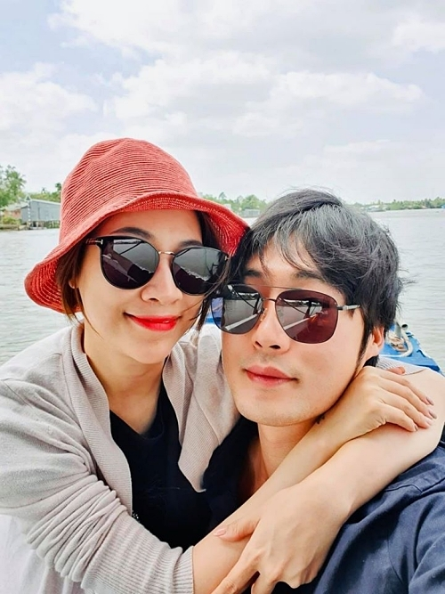 Pha Lê yêu trai trẻ người Hàn Quốc - Ảnh 4