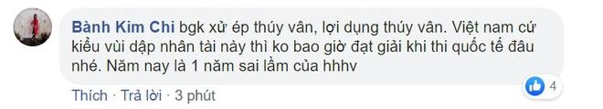 Khánh Vân gây tranh cãi khi là tân Hoa hậu Hoàn vũ Việt Nam - Ảnh 2