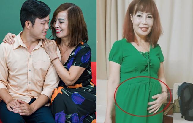 Gần 1 năm ngày cưới, cô dâu 62 tuổi lần đầu hé lộ chuyện bầu bí, nhận con nuôi và mối quan hệ với bố mẹ chồng - Ảnh 4