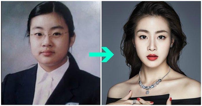 10 nghệ sĩ nổi tiếng Hàn Quốc lột xác sau khi giảm cân - Ảnh 8