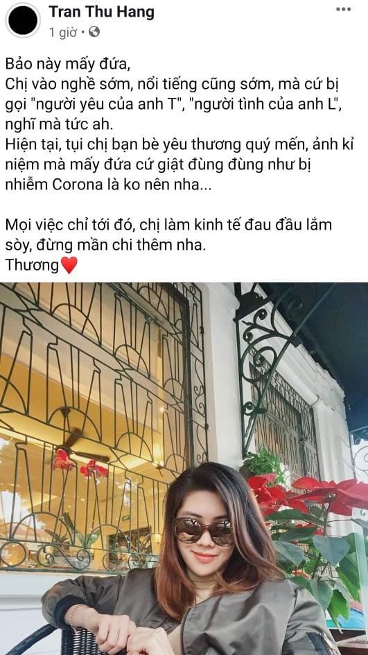 Cả showbiz tưởng Song Luân đang yêu Thu Hằng, ai ngờ tình cũ Vĩnh Thụy nổi điên 'nhà bao việc' - Ảnh 2