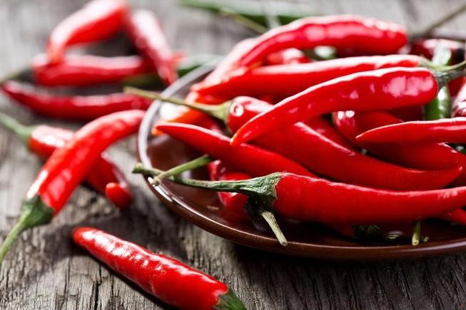 Quả ớt giúp ngăn ngừa bệnh ung thư? - Ảnh 1