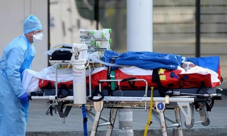 Hơn 27.000 người chết vì nCoV toàn cầu - Ảnh 1