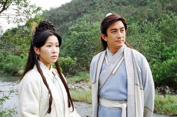 Nhìn lại nhan sắc những nữ thần phim TVB khiến nhiều người say đắm thập niên 90 - Ảnh 1