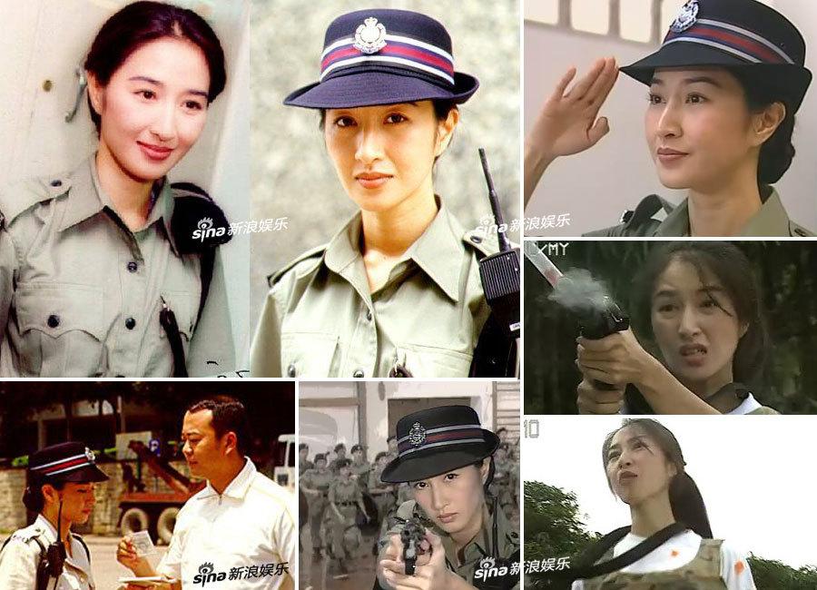 Nhìn lại nhan sắc những nữ thần phim TVB khiến nhiều người say đắm thập niên 90 - Ảnh 9