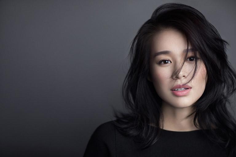 Nhìn lại nhan sắc những nữ thần phim TVB khiến nhiều người say đắm thập niên 90 - Ảnh 4