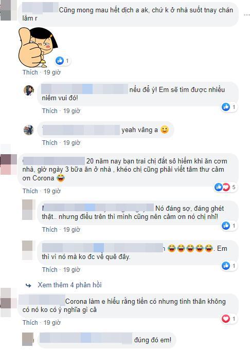 Sau phát ngôn 'cảm ơn COVID-19', MC Phan Anh nhanh chóng xóa hết bình luận 'ném đá' - Ảnh 3