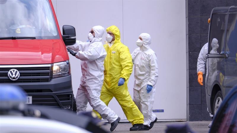 Nóng: Gần 10.000 y bác sĩ nhiễm Covid-19 ở Tây Ban Nha - Ảnh 1