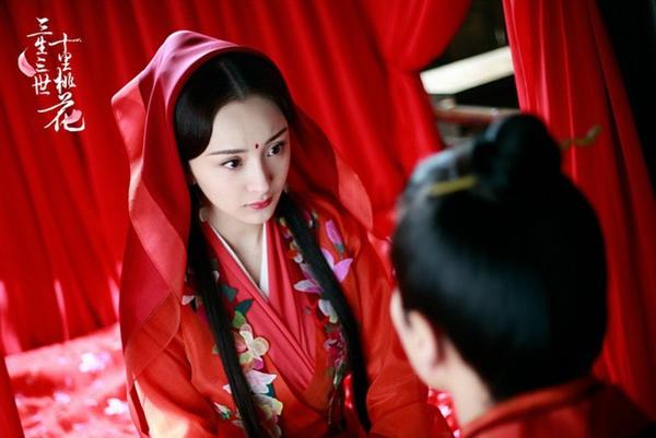 Trong dàn mỹ nhân Hoa ngữ ai mới là tân nương cổ trang diện hỷ phục đẹp nhất? - Ảnh 1