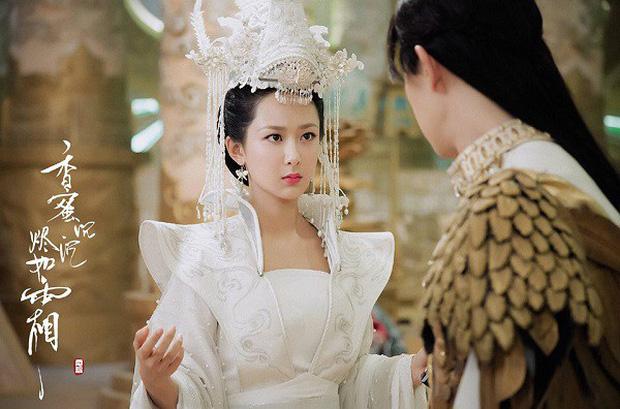Trong dàn mỹ nhân Hoa ngữ ai mới là tân nương cổ trang diện hỷ phục đẹp nhất? - Ảnh 14