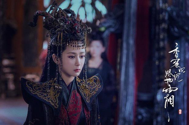 Trong dàn mỹ nhân Hoa ngữ ai mới là tân nương cổ trang diện hỷ phục đẹp nhất? - Ảnh 15