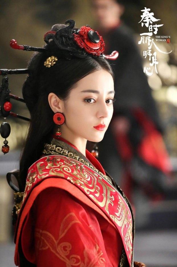 Trong dàn mỹ nhân Hoa ngữ ai mới là tân nương cổ trang diện hỷ phục đẹp nhất? - Ảnh 20