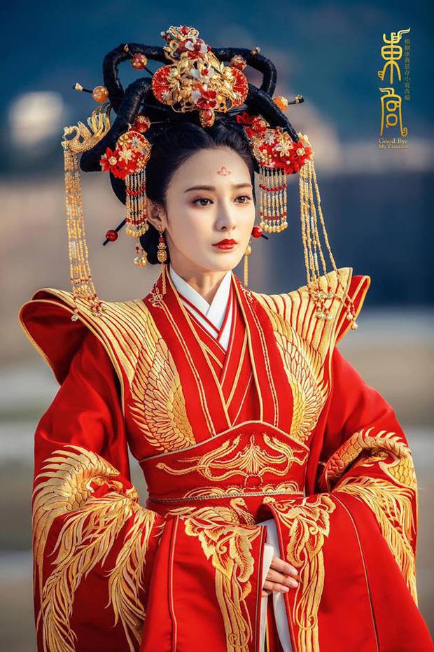 Trong dàn mỹ nhân Hoa ngữ ai mới là tân nương cổ trang diện hỷ phục đẹp nhất? - Ảnh 22