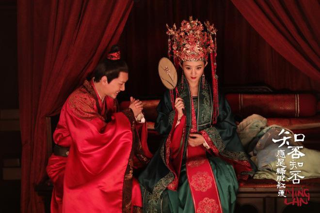 Trong dàn mỹ nhân Hoa ngữ ai mới là tân nương cổ trang diện hỷ phục đẹp nhất? - Ảnh 6