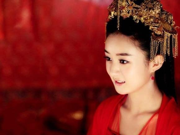 Trong dàn mỹ nhân Hoa ngữ ai mới là tân nương cổ trang diện hỷ phục đẹp nhất? - Ảnh 7