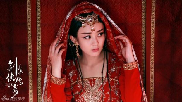 Trong dàn mỹ nhân Hoa ngữ ai mới là tân nương cổ trang diện hỷ phục đẹp nhất? - Ảnh 8