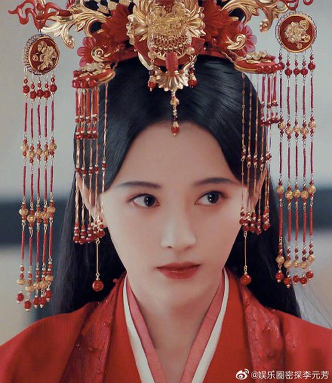Trong dàn mỹ nhân Hoa ngữ ai mới là tân nương cổ trang diện hỷ phục đẹp nhất? - Ảnh 9