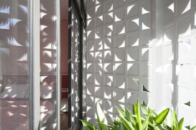 Nhà phố nhỏ hẹp ở Sài Gòn siêu sáng tạo, đẹp hút hồn - Ảnh 3