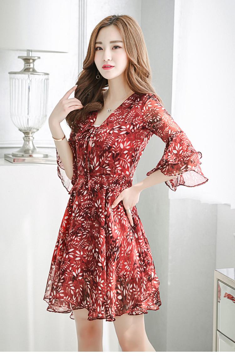Những mẫu váy voan cực hot, nàng phải sắm ngay và luôn để xuống phố 'hút hồn' bao anh mùa xuân này - Ảnh 12