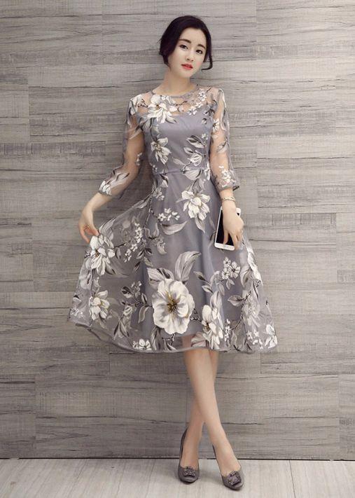 Những mẫu váy voan cực hot, nàng phải sắm ngay và luôn để xuống phố 'hút hồn' bao anh mùa xuân này - Ảnh 4