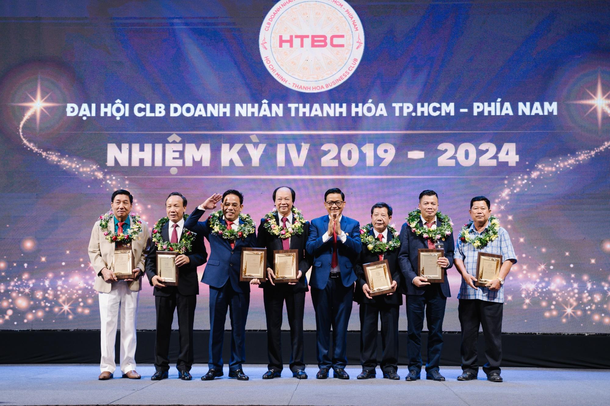 Câu lạc bộ Doanh nhân Thanh Hoá tại TP.HCM kỷ niệm 10 năm thành lập và ra mắt Ban chấp hành mới - Ảnh 3