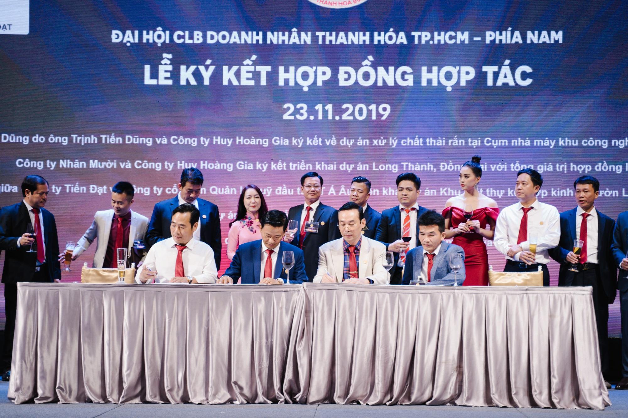 Câu lạc bộ Doanh nhân Thanh Hoá tại TP.HCM kỷ niệm 10 năm thành lập và ra mắt Ban chấp hành mới - Ảnh 7