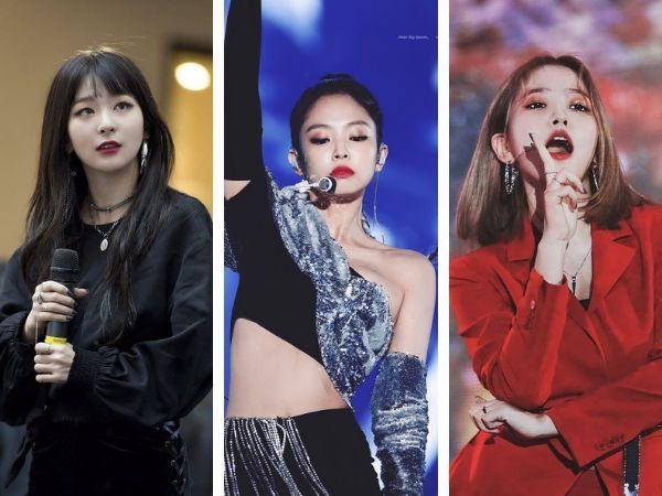 Phải chăng 2 thành viên của Red Velvet đang copy Jennie?