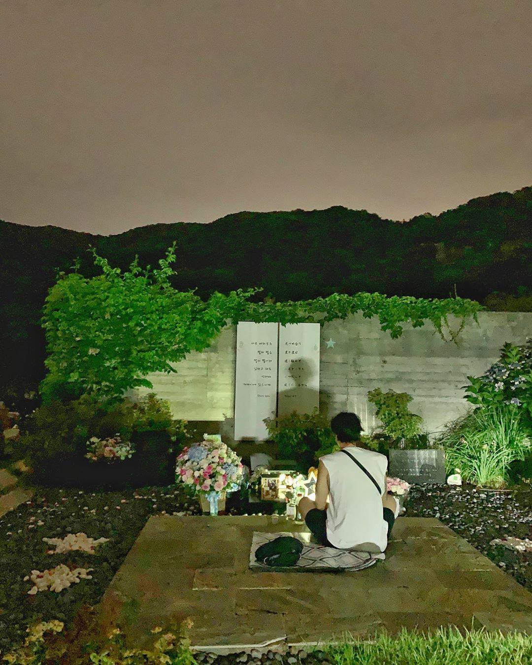 Ai có thể quên nhưng So Ji Sub sẽ không quên Park Yong Ha