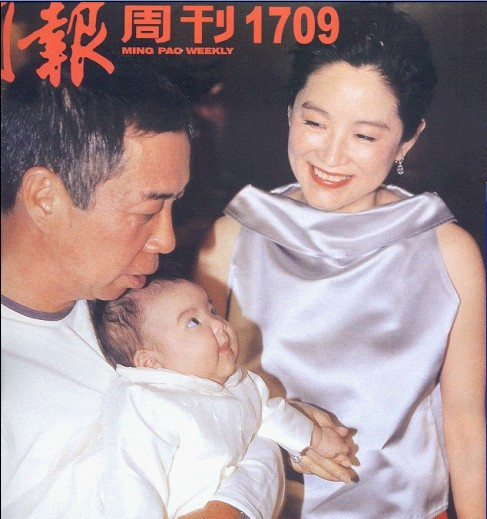 Tiểu tam Lâm Thanh Hà và cuộc hôn nhân vỏ bọc