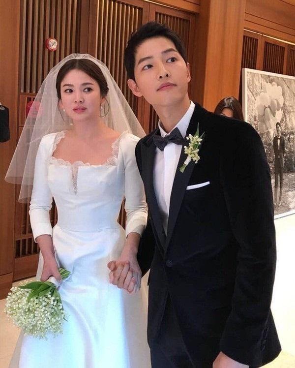Song Hye Kyo những tưởng đã tìm thấy hạnh phúc của mình