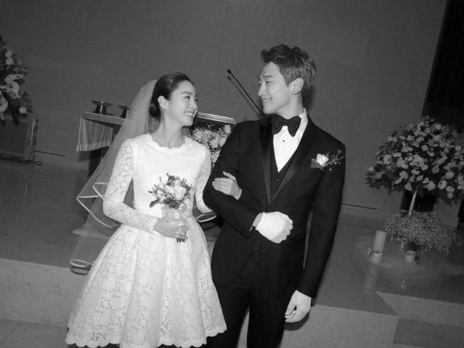 Kim Tae Hee may mắn hơn khi vẫn hạnh phúc với ông xã Bi Rain