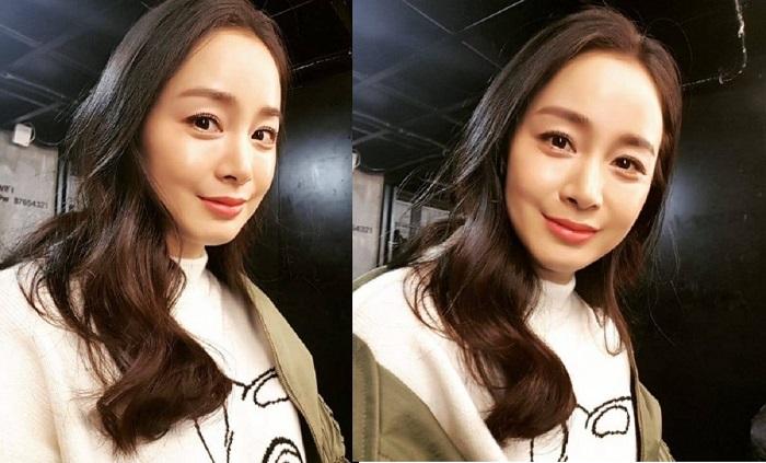 Và rồi càng ngày Kim Tae Hee càng trở nên xinh đẹp. 2