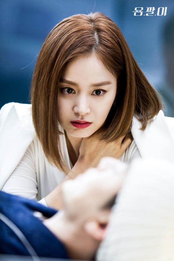 Và rồi càng ngày Kim Tae Hee càng trở nên xinh đẹp. 1