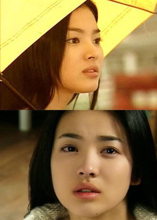 Vai diễn của Song Hye Kyo trong Trái Tim Mùa Thu đã ghi rất nhiều dấu ấn trong lòng khán giả