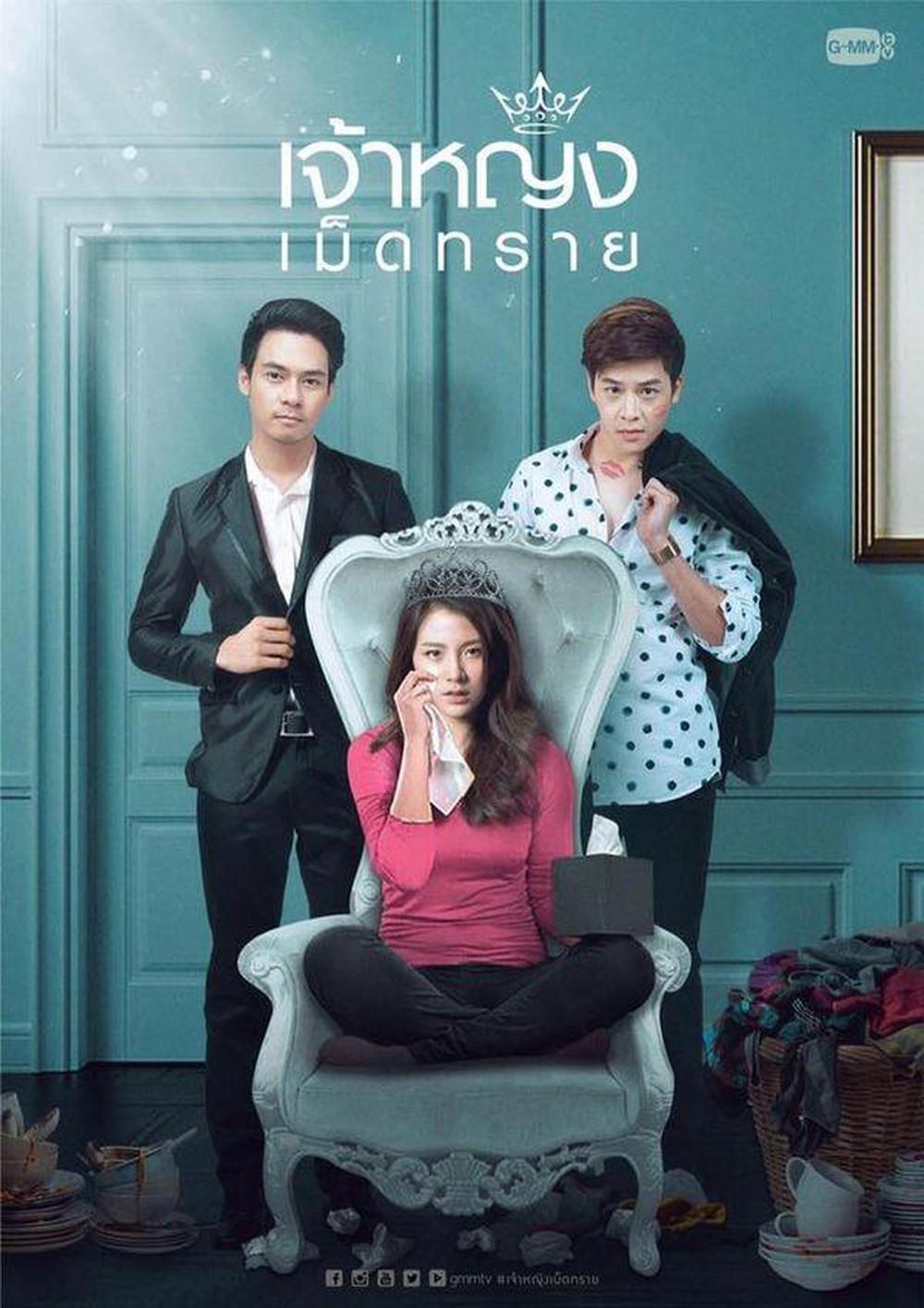 Sau 'Chiếc lá cuốn bay', Baifern Pimchanok 'rủ' cô bạn thân Mai Davika oanh tạc màn ảnh nhỏ Thái Lan - Ảnh 1