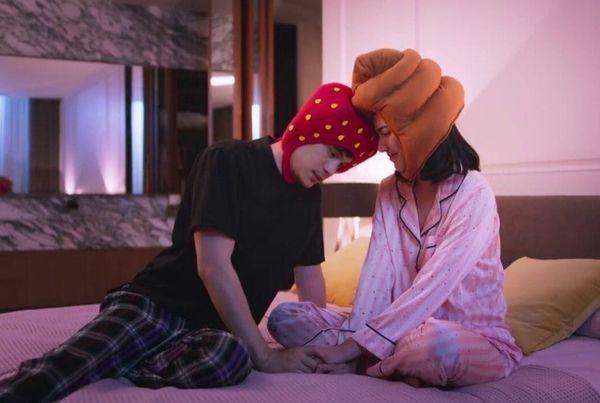 Sau 'Chiếc lá cuốn bay', Baifern Pimchanok 'rủ' cô bạn thân Mai Davika oanh tạc màn ảnh nhỏ Thái Lan - Ảnh 6