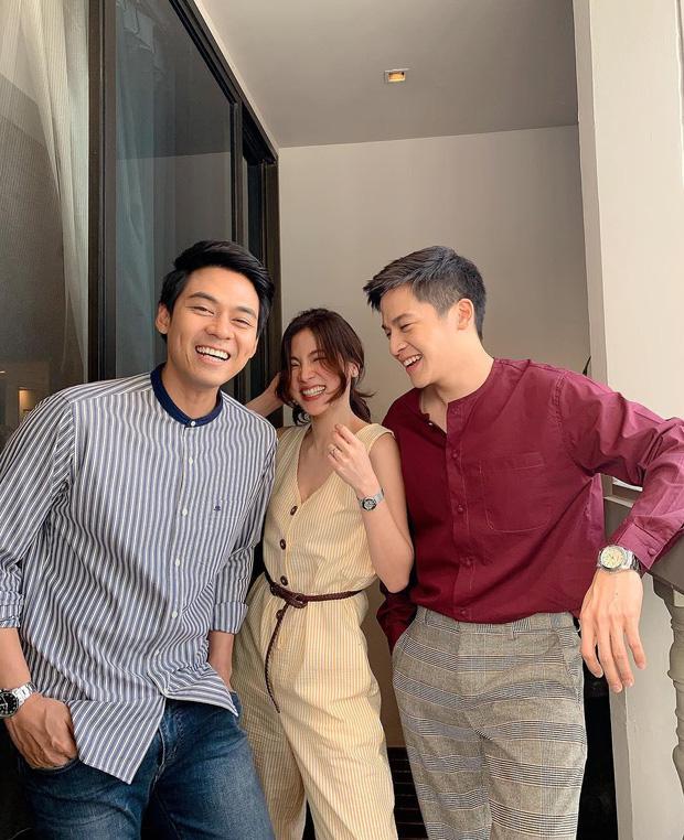 Sau 'Chiếc lá cuốn bay', Baifern Pimchanok 'rủ' cô bạn thân Mai Davika oanh tạc màn ảnh nhỏ Thái Lan - Ảnh 8