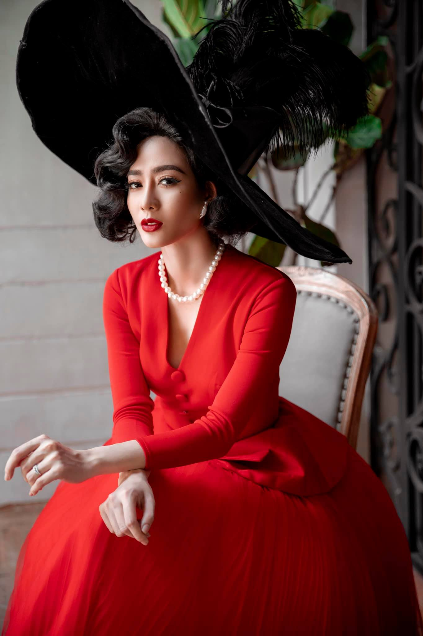 Diễn viên Kim Nhã: 'Là diễn viên nếu tránh vai diễn thì cơ hội được khán giả công nhận sẽ không còn' - Ảnh 3