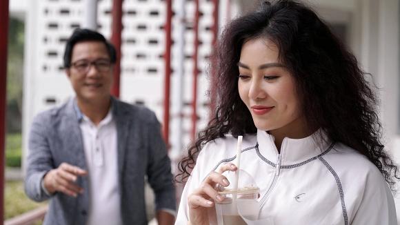 Diễn viên Thanh Hương: 'Trời sinh một cặp là dấu mốc quan trọng trong sự nghiệp của tôi' - Ảnh 4