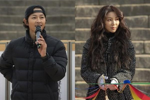 Hai 'tiểu tam' bị đưa vào tầm ngắm khiến Song - Song ly hôn, Song Joong Ki ngoại tình với bạn diễn? - Ảnh 2