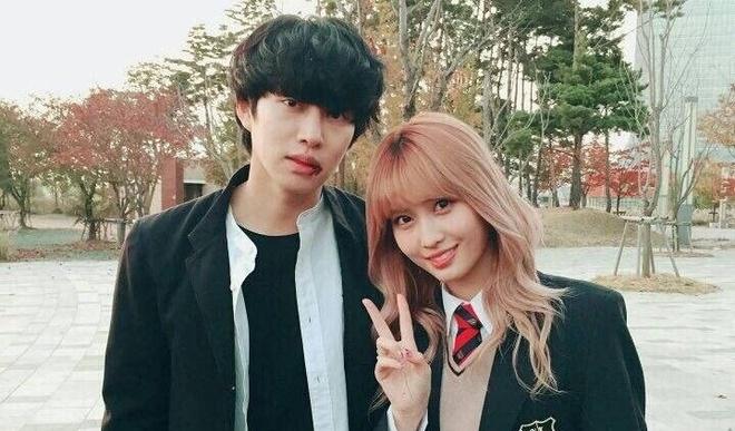 Tin vui Kpop đầu năm: Heechul và Momo (TWICE) xác nhận hẹn hò - Ảnh 1